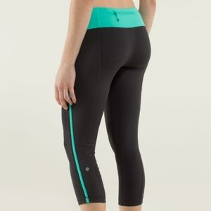 Lululemon Race with Grace Crop Leggings